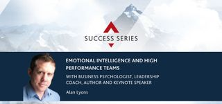 [Webinar] Emotional Intelligence and High Performance Individuals